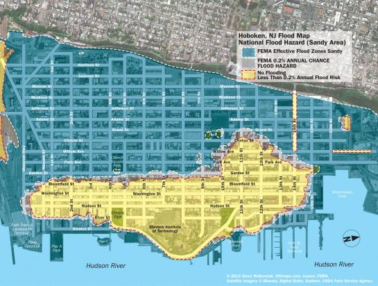 Fema Flood Maps Long Island New York